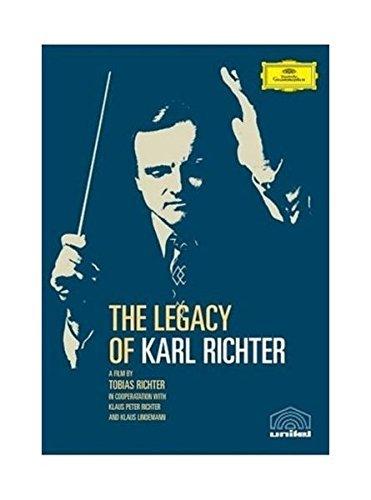 The Legacy of Karl Richter [DVD] [2006] [NTSC] by Klaus Lindemann B01I05M7Y8