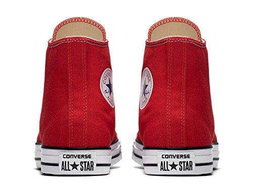 Converse Chuck Taylor All Star HI Schuhe red - 35