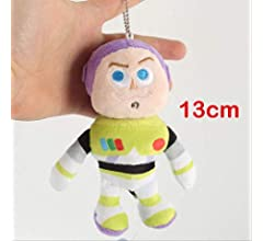 LSPP Juguete Cartoon Toy Story 4 Llavero De Felpa Juguetes ...