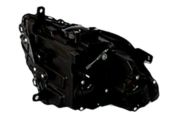 TYC 20-6961-00-1 Cadillac CTS Right Replacement Head Lamp