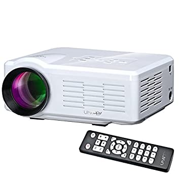 Wewoo Proyector LED 800lm Home Cine 640 * 480 Mini proyector con ...