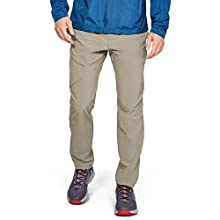 Under Armour Outerwear Mens Fusion Pants, Barley//Khaki Base, 32