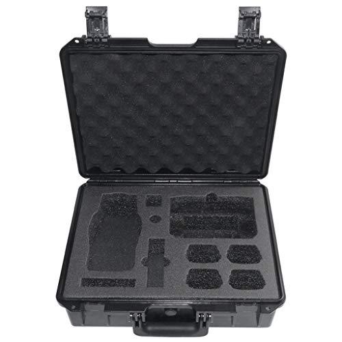 DDLmax Military Spec Hardshell Carrying Case Bag for DJI Mavic 2 & Smart Controller from DDLmax
