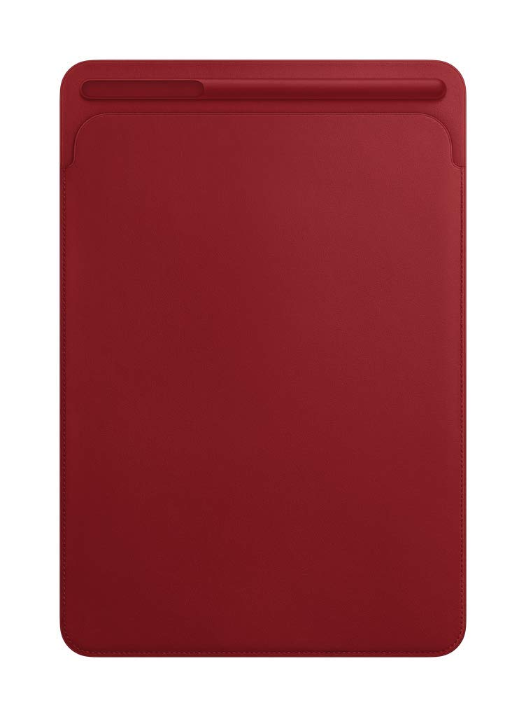 Leather Sleeve (for 10.5‑inch Apple iPad Pro) - (Product) RED by Apple