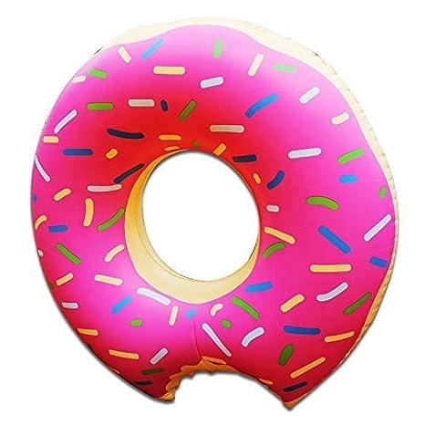 saxxdeluxe Donut flotador (36102 Agua de baño de juguete ...