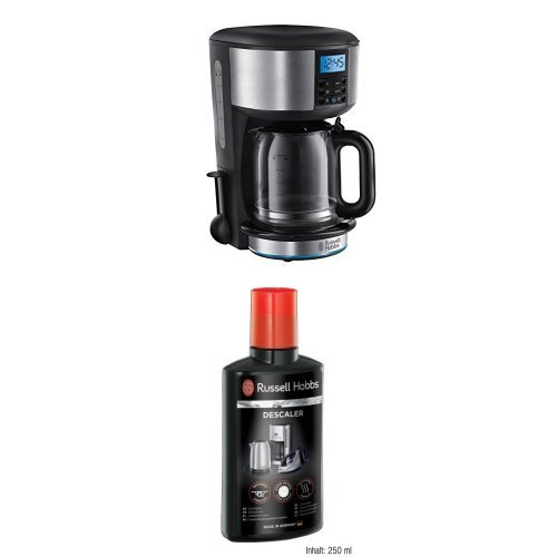 Russell Hobbs 20680 Buckingham Coffee Maker, 1.25 L