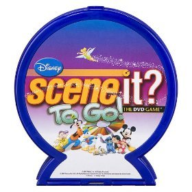 Scene It? To Go! Disney Version - Only at Target Mattel