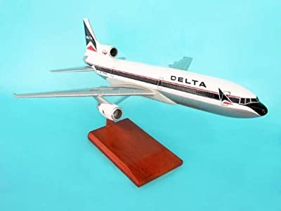 Mastercraft Collection Lockheed L-1011 Delta Model Scale:1/100