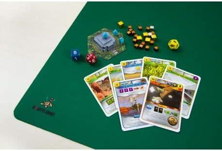 Tapete de Neopreno 150x90 cm - Verde Liso: Amazon.es: Juguetes y juegos