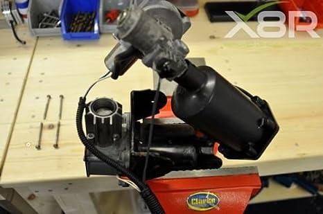 Land Rover Range Rover Sport Kit de reparación de compresor de suspensión neumática x8r46: Amazon.es: Coche y moto