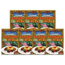 【まとめ 10セット】 沖縄の味 タコライス B07KNT86F8