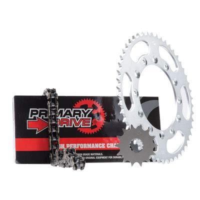 Primary Drive Steel Kit /& X-Ring Chain Kawasaki Lakota 300 1995-2003 Fits