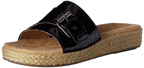 Aerosoles Donna Glorificare Sandalo Platform Sandalo Nero