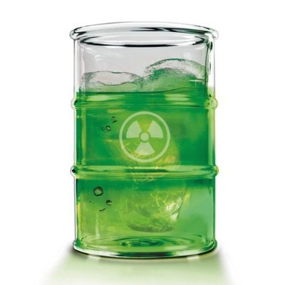 Polluted Drinking Glasses