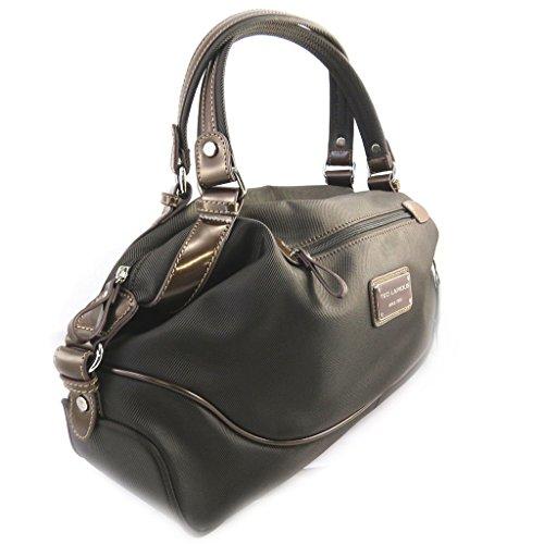 Bag designer 'Ted Lapidus'marrone.