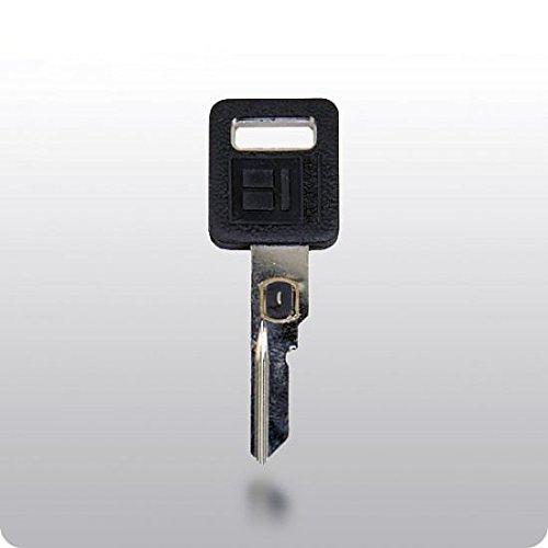 Keyline:B62-P GM Single-Sided VATS Key #4 - Plastic Head