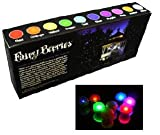 fairy berries led lights - Fortune Products FB-1B Fairy Berries Magical LED Light, 3/4