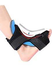 DOACT Plantar Fasciitis Support Brace with Arch Support, Drop Foot Orthotic Brace for Night and Day Plantar Fasciitis Heel Spurs Achilles Plantar Fasciitis Night Splint