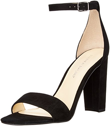 Ivanka Trump Women's Emalyn Dress Sandal, Black, 6 M US