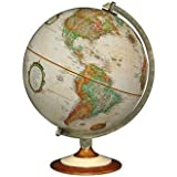 Replogle Salem 12 in. Antique Desk Globe