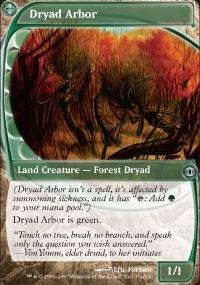 Magic: the Gathering - Dryad Arbor - Future - Single Arbor