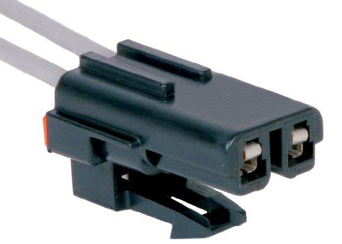 ACDelco PT731 GM Original Equipment 2-Way Female Black Multi-Purpose Pigtail (Multi Purpose 2 Way)