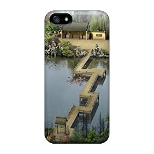 TerryMacPhail Perfect Cases For Iphone 5/5s/ Anti-scratch Protector Cases (arch 9)