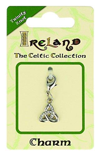 Shamrock Gift Co Celtic Collection Charm - Trinity Knot - Ireland ()