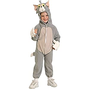 Amazon.com: Tom n Jerry - Tom Child Halloween Costume Toddler ...