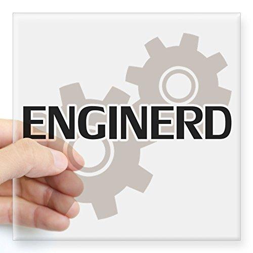 cafepress-enginerd-engineer-nerd-sticker-square-bumper-sticker-car-decal-3x3-small-or-5x5-large