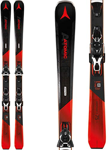 Atomic 2019 Vantage X 75 C Skis w/Lithium 10 Bindings (170) (Best Alpine Ski Bindings 2019)