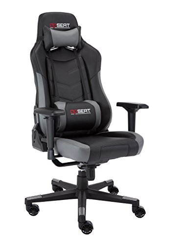 41Utk2 q0FL - OPSEAT-Grandmaster-Series-2018-Computer-Gaming-Chair-Racing-Seat-PC-Gaming-Desk-Office-Chair-Gray