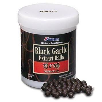 Black Garlic Extract Balls