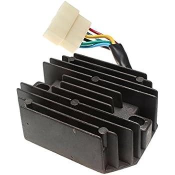 friday part 12v voltage rectifier regulator kb. Black Bedroom Furniture Sets. Home Design Ideas