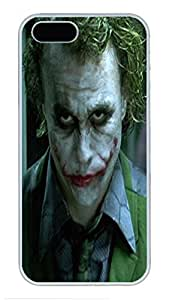 iPhone 4S Case VUTTOO Joker 5 PC Hard Plastic Case for iPhone 4S Whtie