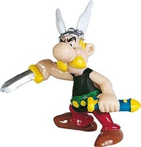 Plastoy 60501 - Juego de figuritas de Astérix y Obélix