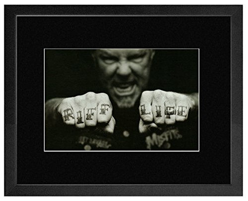 Stick It On Your Wall Metallica - James Hetfield