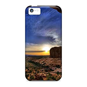 Iphone 5c Desert Preview Print High Quality Frame Cases Covers