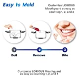 LORIOUS Mouthguard - One Size Fits All Premium