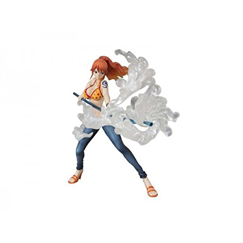 "Bandai Tamashii Nations FiguartsZERO Nami -Ver. Milky Ball- ""One Piece"" Action Figure"