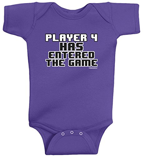 Threadrock Baby Girls' Player 4 Has