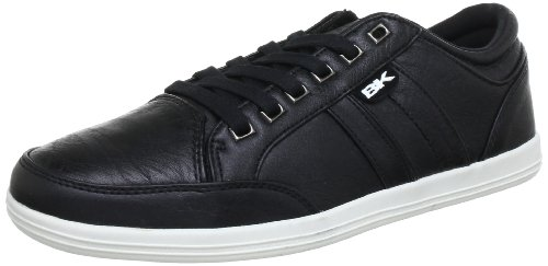 British Knights KUNZO, Sneaker Uomo Nero (Schwarz (Black/Black 9))