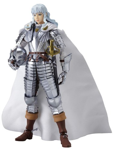 Max Factory - Berserk Movie figurine Figma Griffith 15 cm (Figma Figurine)