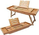 Best Romantic Time TV Trays - Bathtub Tray & Bamboo Laptop Desk, Latest Unique Review