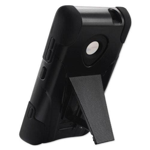 Reiko Silicon Case/Protector Cover for Nokia Lumia 520/521 - Non-Retail Packaging - Black by Reiko (Image #3)