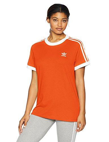 adidas Originals Womens 3 Stripes Tee