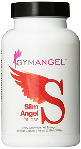 Gym Angel Slim Supplement Count