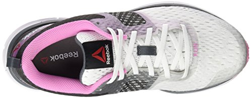 Multicolore Alloy Reebok white Icono Femme Pink rose Baskets Pour Blanc qaRtwBfa