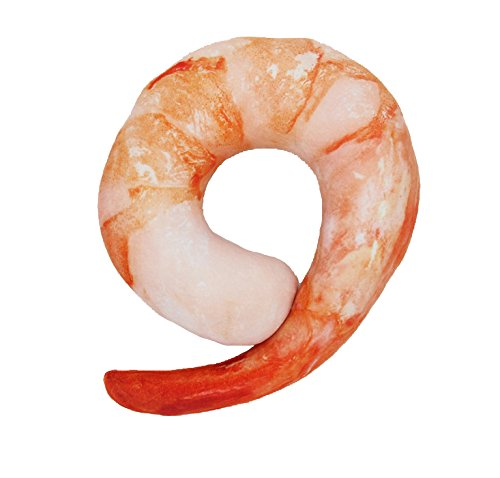 Shrimp Neck Pillow | Food Throw Plush 1