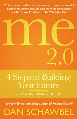 Me 2.0: 4 Steps to Building Your Future cover